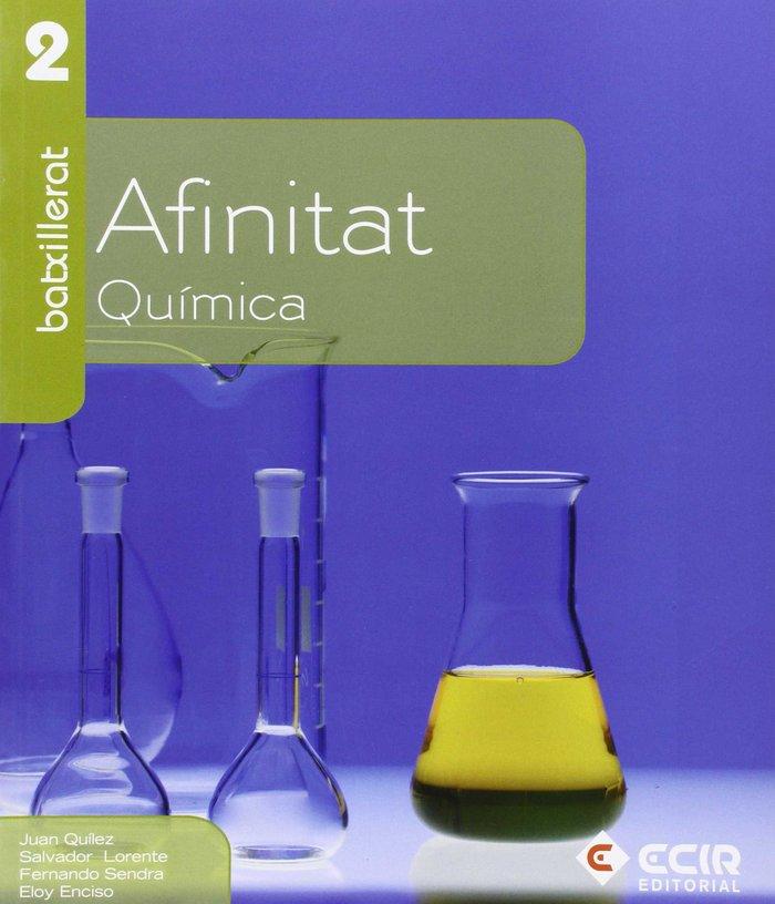 Quimica 2n batxillerat/ 2009 - valencia