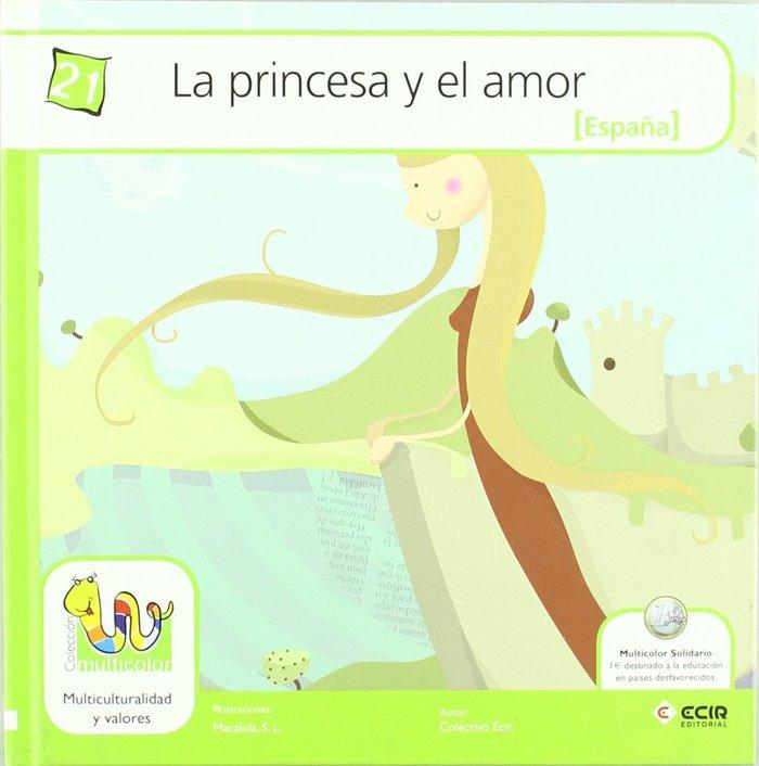 Princesa y el amor.,la