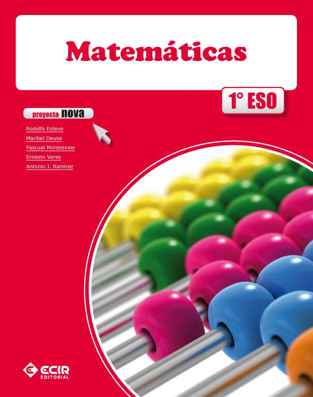 Matematicas 1ºeso nova 11 trimestres