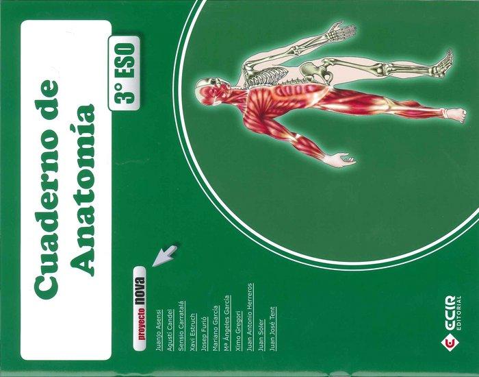 Cuaderno de anatomia 3º eso