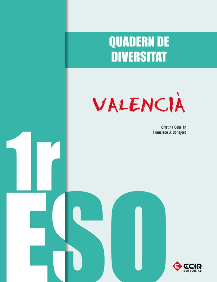 Quadern de diversitat valencia 1r eso