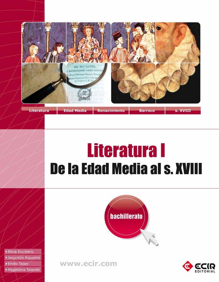 Literatura i de edad media al s.xviii 12