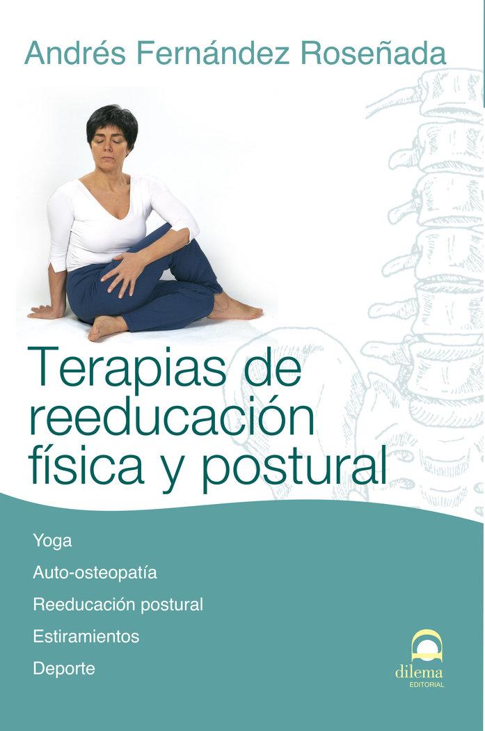 Terapias de reeducacion fisica y postural