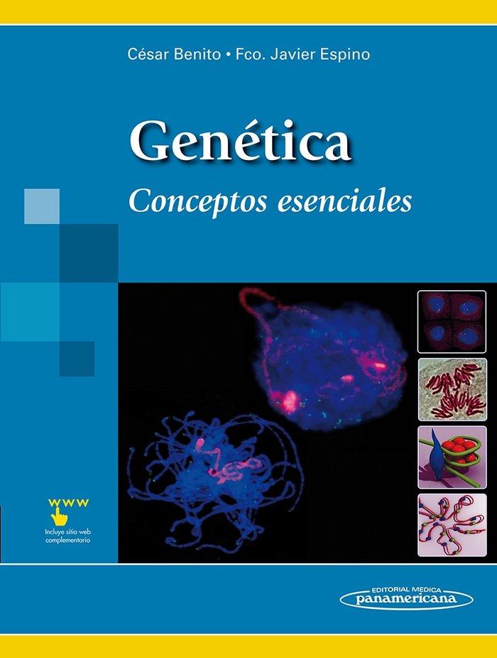 Genetica coceptos esenciales