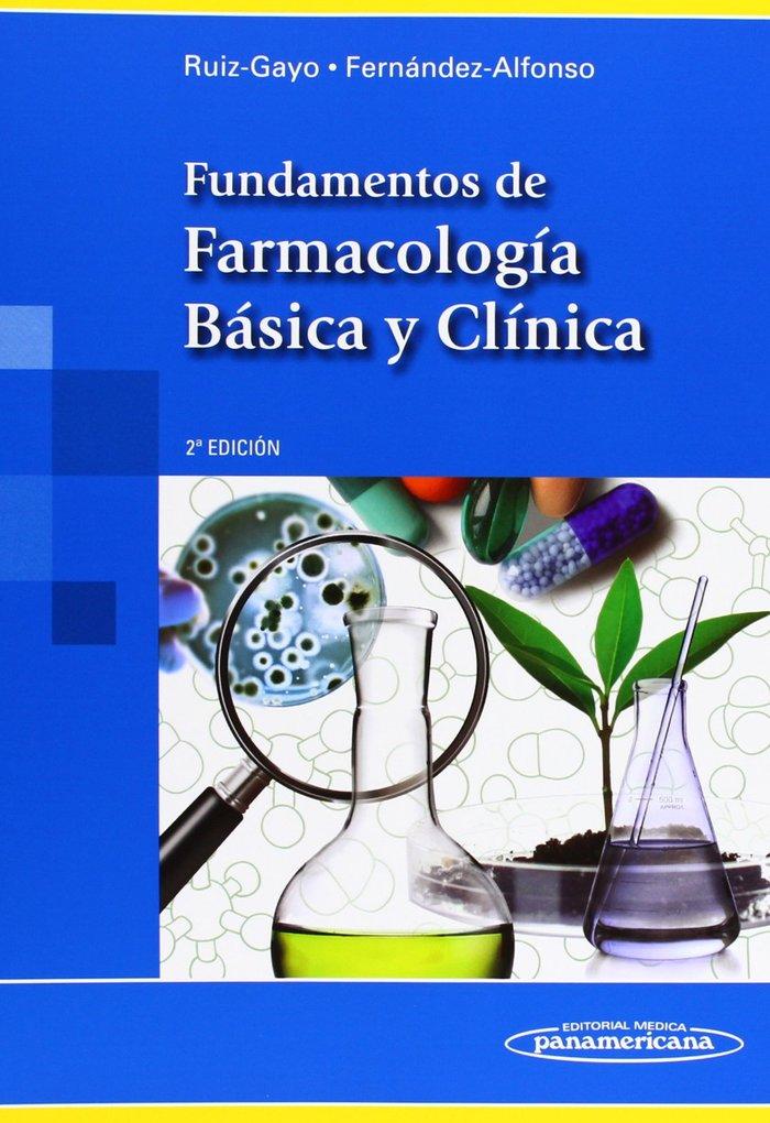 Fundamentos de farmacologia basica y clinica