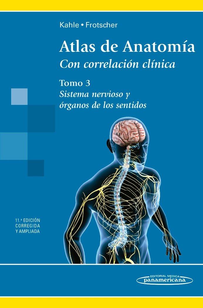 Atlas de anatomia con correlacion clinica tomo 3 11ªed