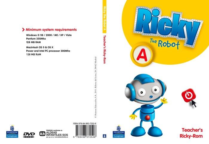 Ricky the robot a ricky-rom