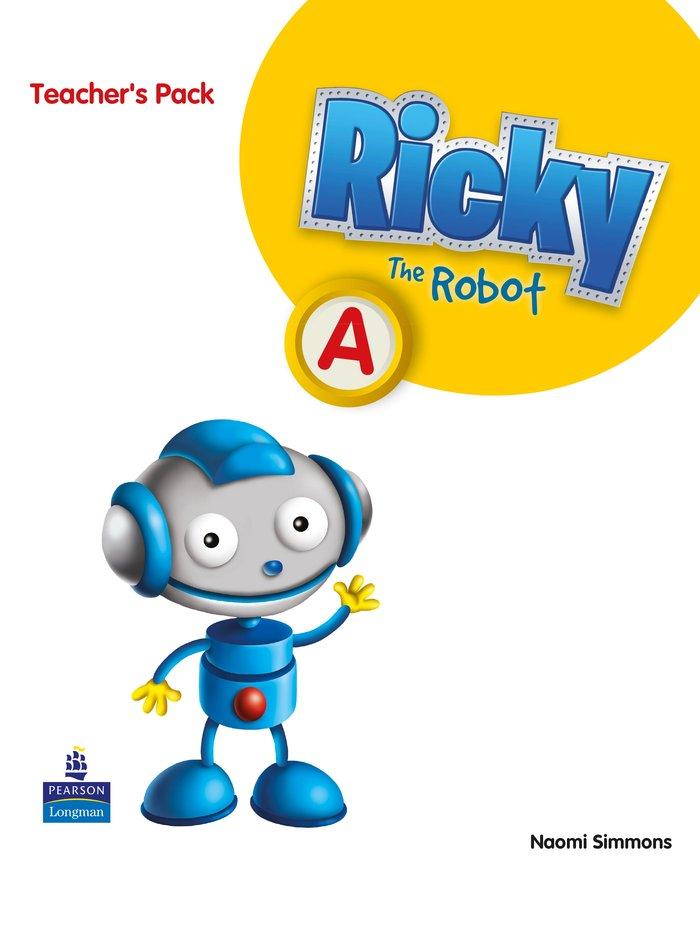 Ricky the robot a teacher's pack (castellano)