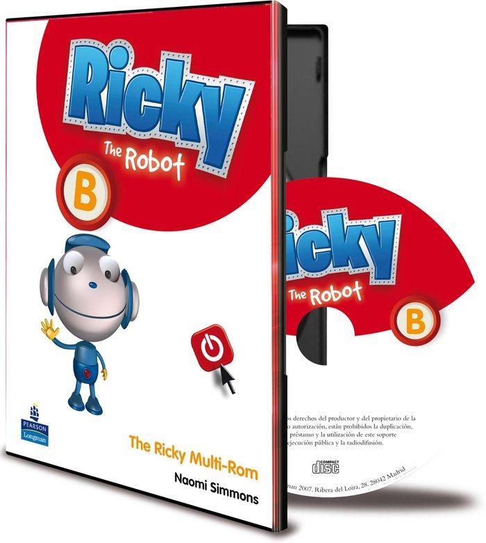 Ricky the robot b ricky-rom