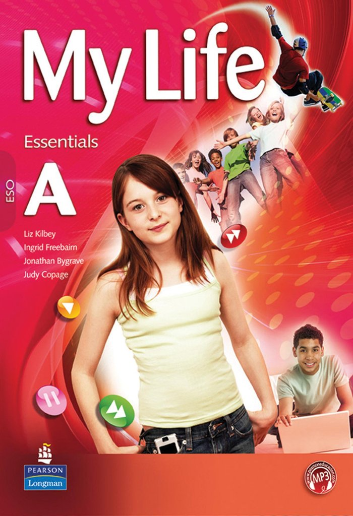 My life a essentials pack 1ºeso