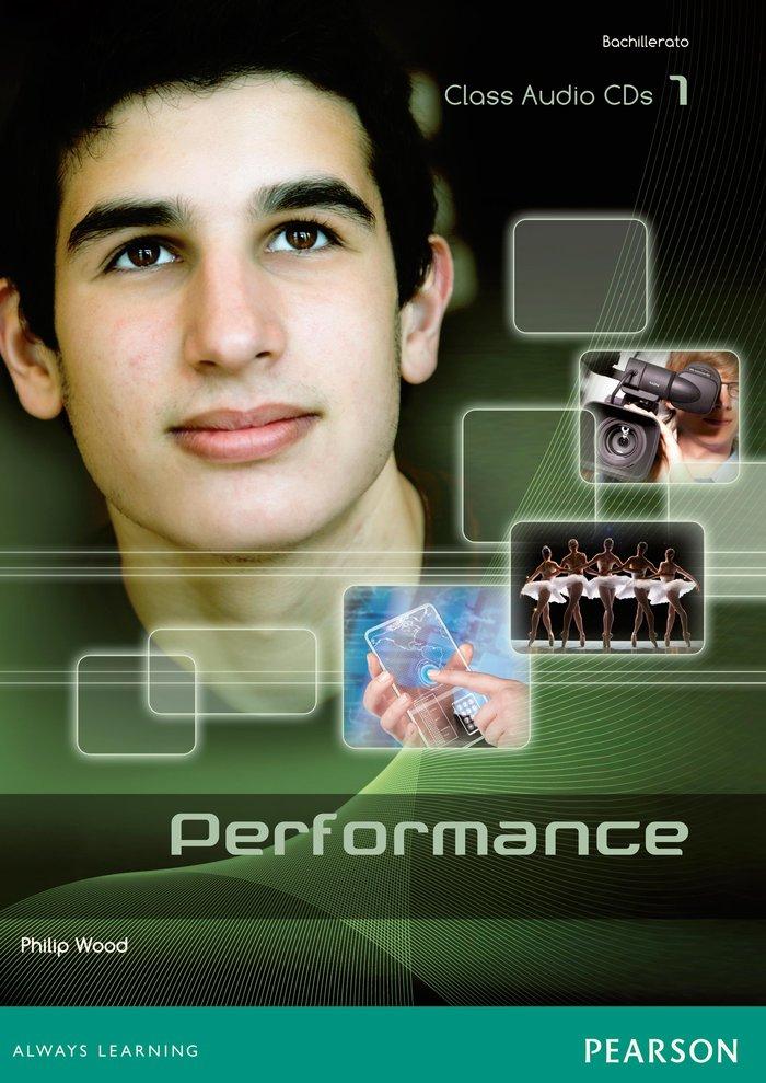 Performance 1 class audio cds