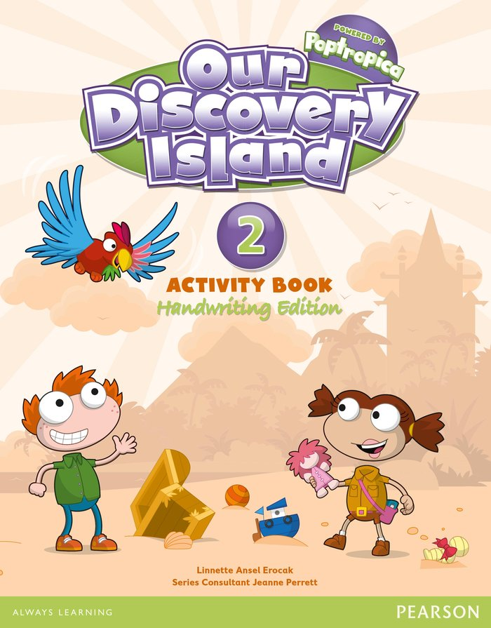 Our discovery island 2ºep wb pack 15