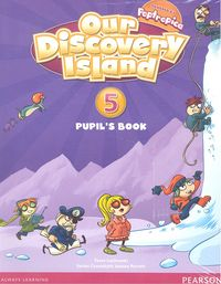 Our discover island 5ºep st 15 andalucia