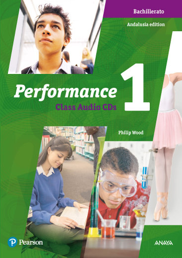 Performance 1 class audio cd (andalusia)