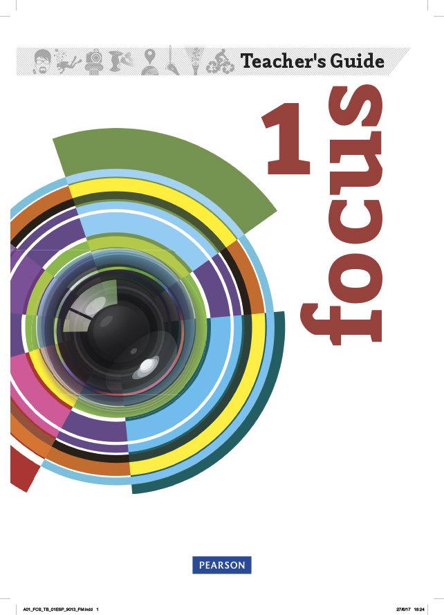 Focus 1 updated teacher's guide