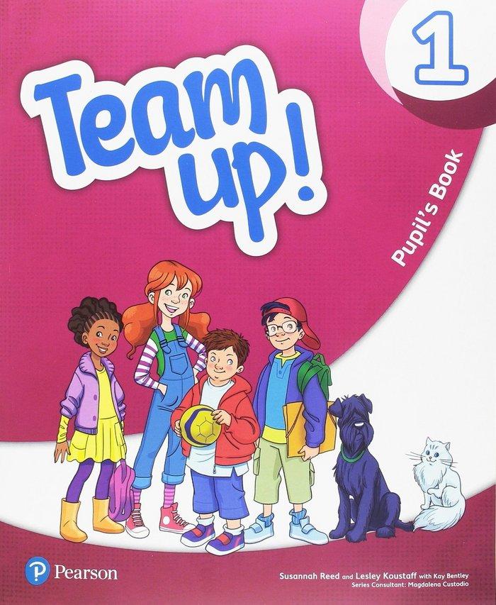 Team up 1 st 18 pack