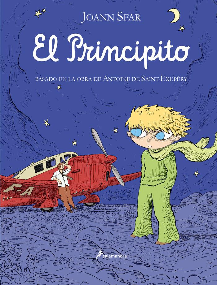 Principito,el novela grafica