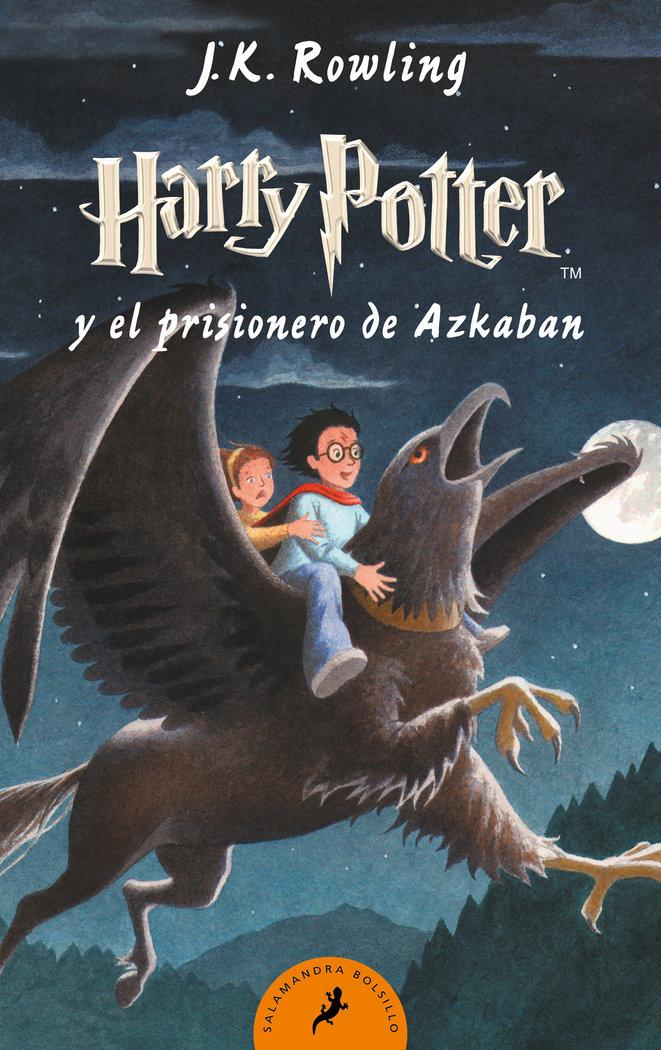 Harry potter 3 el prisionero de azkaban bolsillo