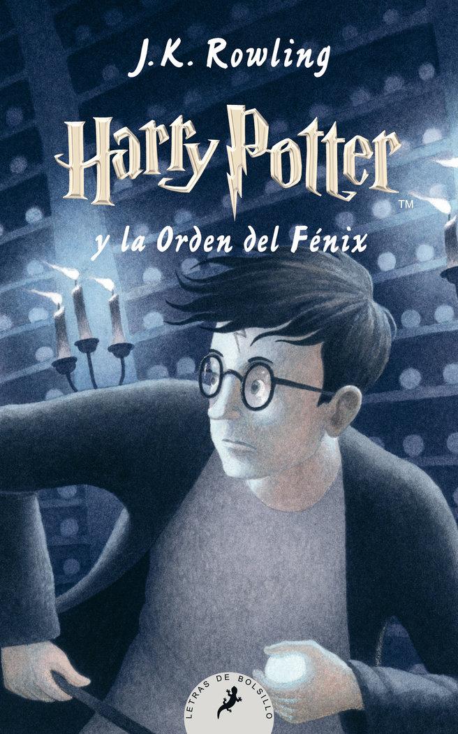 Harry potter v la orden del fenix bolsillo