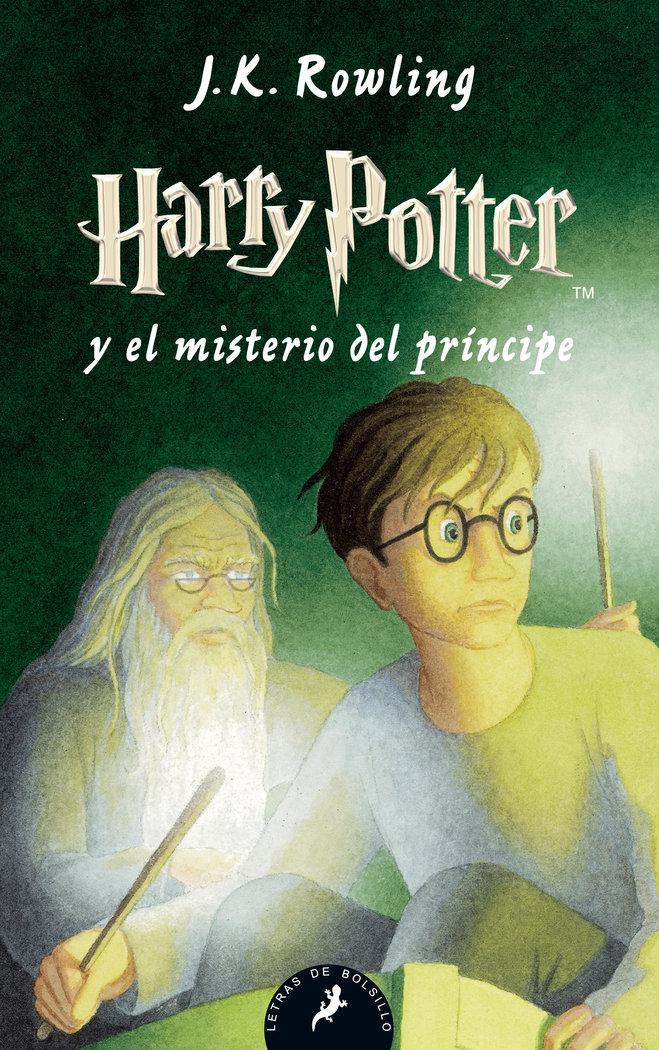 Harry potter vi el misterio del principe bolsillo