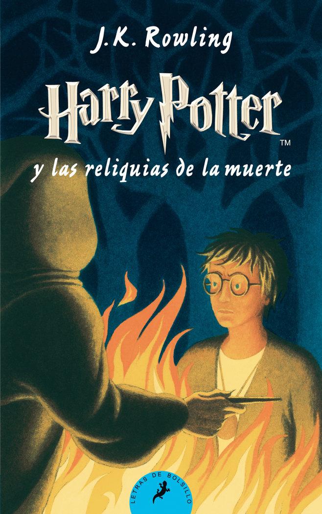 Harry potter vii las reliquias de la muerte bolsillo