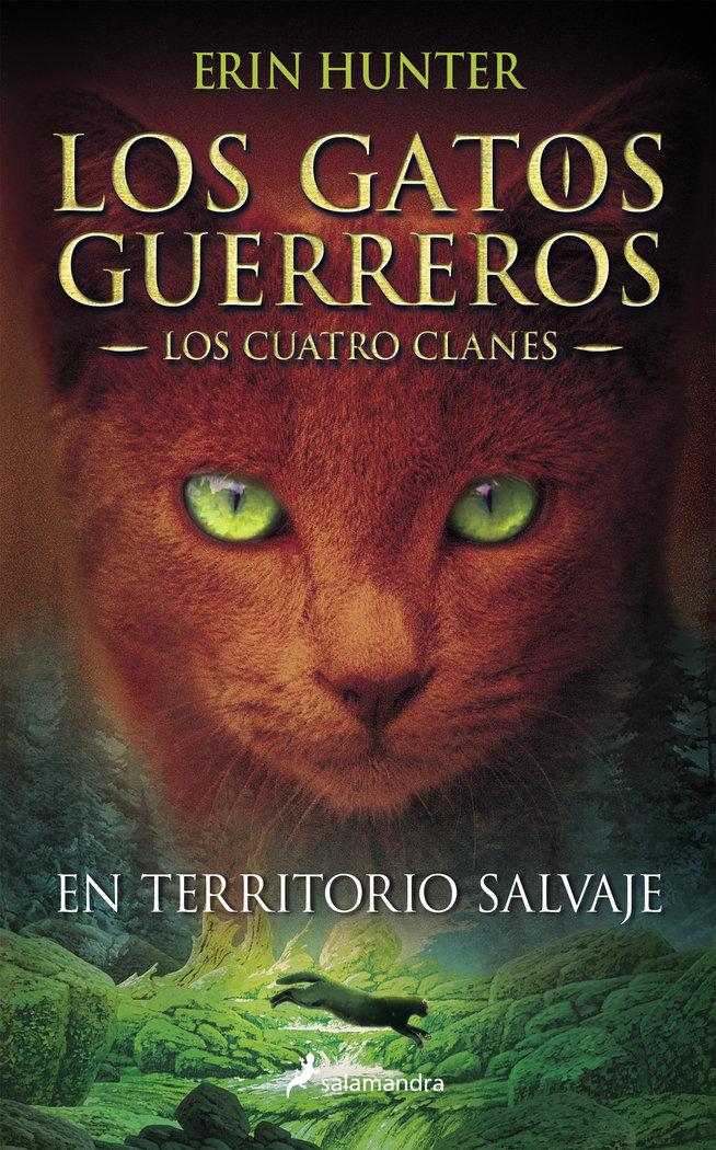 Gatos guerreros 1 en territorio salvaje