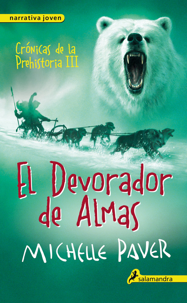 Cronicas de la prehistoria 3 el devorador de almas