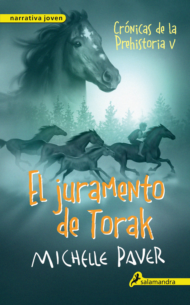 Cronicas de la prehistoria 5 el juramento de torak