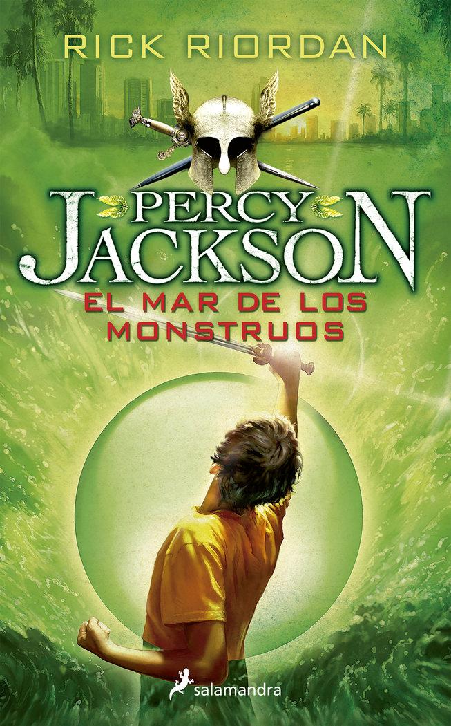 Percy jackson ii mar de los monstruos