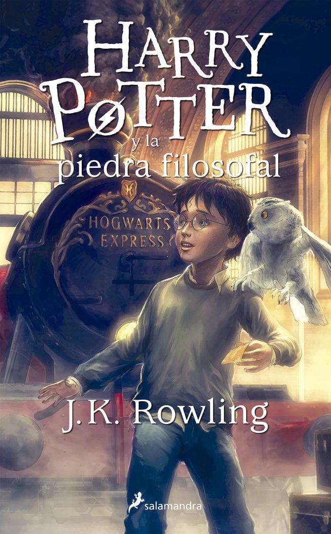 Harry potter 1 la piedra filosofal