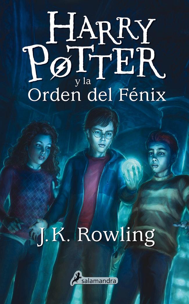 Harry potter v y la orden del fenix