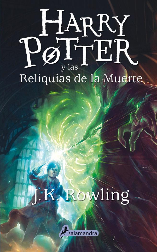 Harry potter vii y las reliquias de la muerte