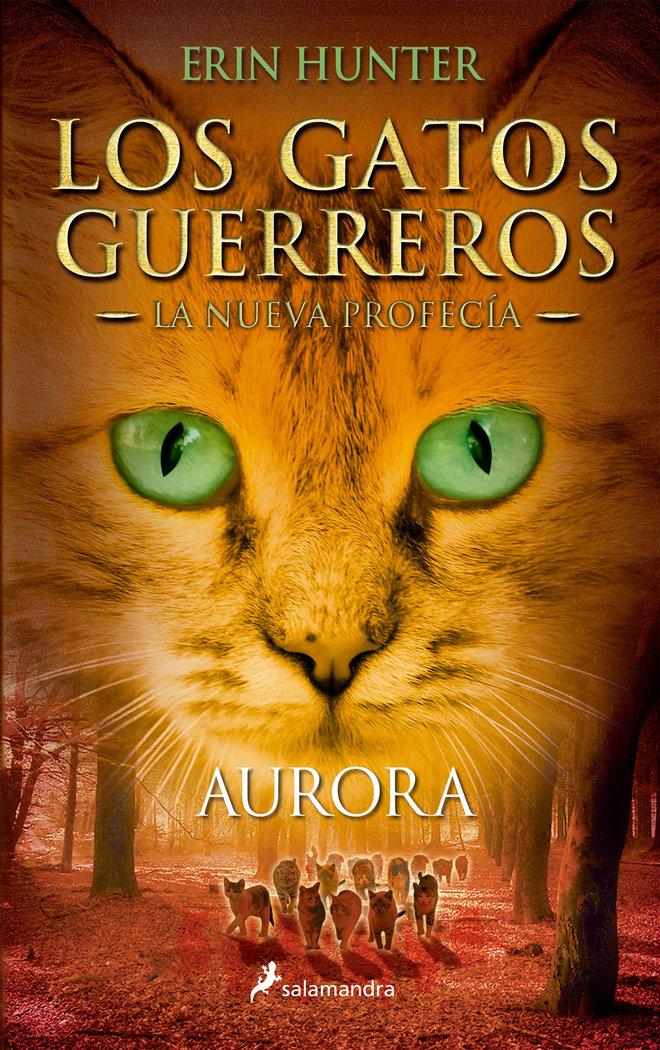 Gatos guerreros nueva profecia 3 aurora