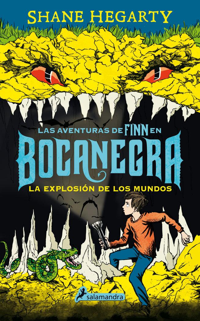 Bocanegra ii la explosion de los mundos