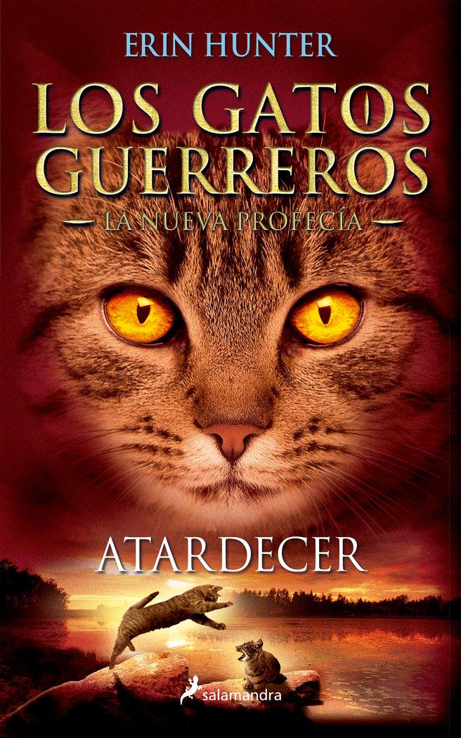 Gatos guerreros nueva profecia 6 atardecer