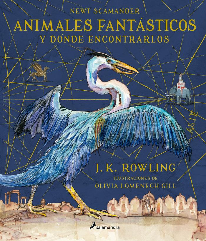 Animales fantasticos y donde encontrarlos