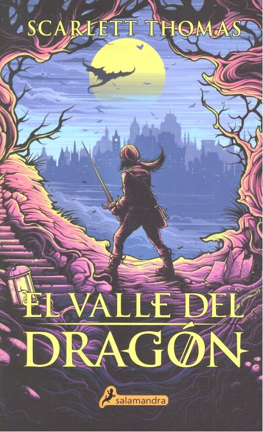 Valle del dragon,el
