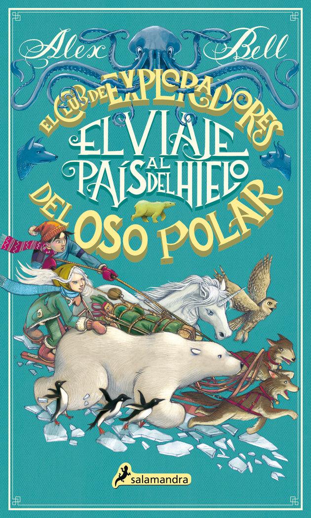 Club de los exploradores del oso polar,el