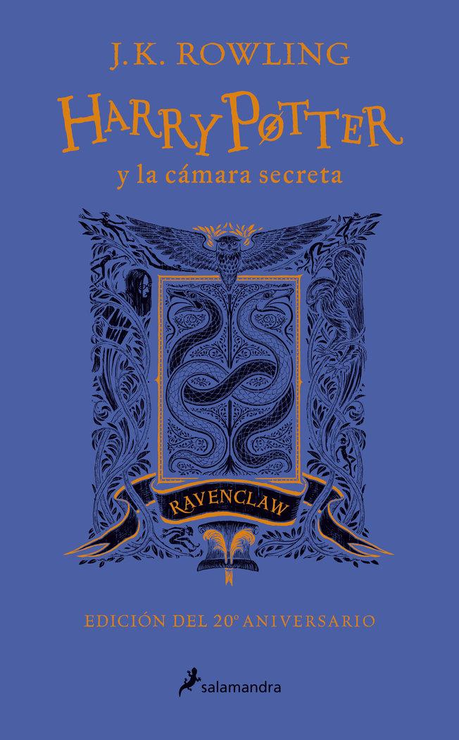 Harry potter y la camara secreta. ravenclaw