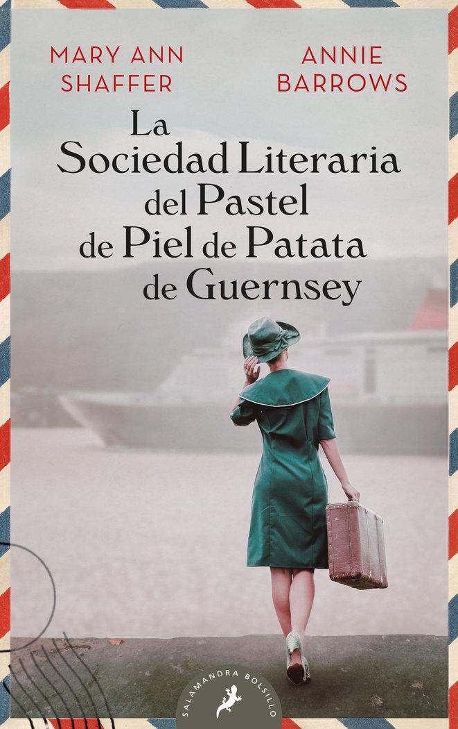 La sociedad literaria del pastel de piel de patata de guerns