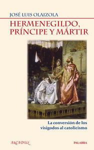 Hermenegildo, principe y martir