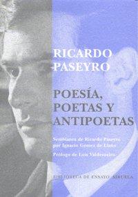 Poesia poetas y antipoetas