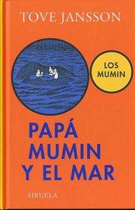 Papa mumin y el mar