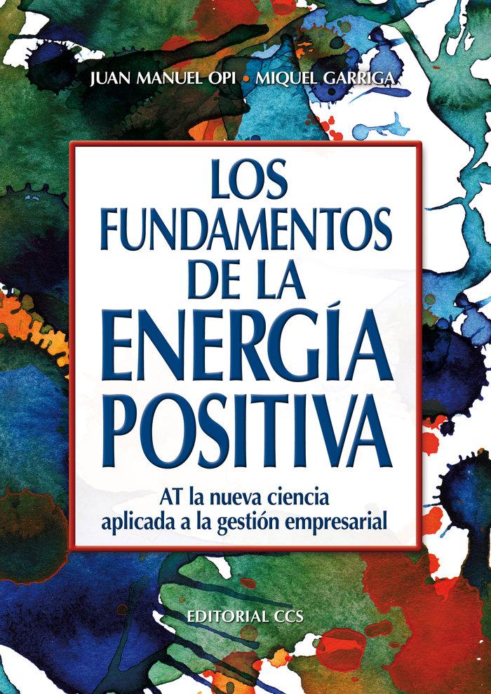 Fundamentos de la energia positiva,los