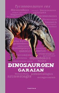Dinosauroen garaian