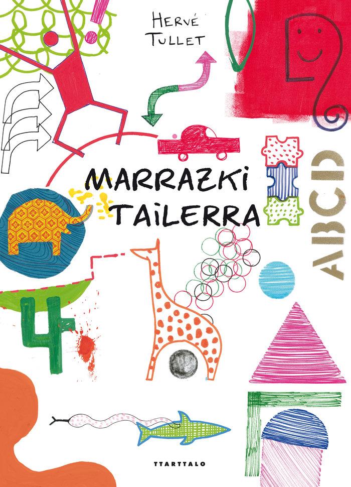 Marrazki tailerra