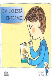 Emilio esta enfermo mayuscula y manuscrita