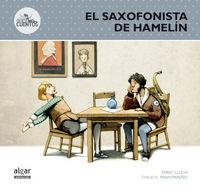 Saxofonista de hamelin,el