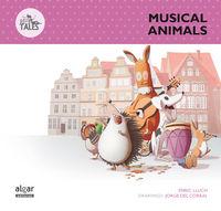 The musical animals (los musicos de braman)