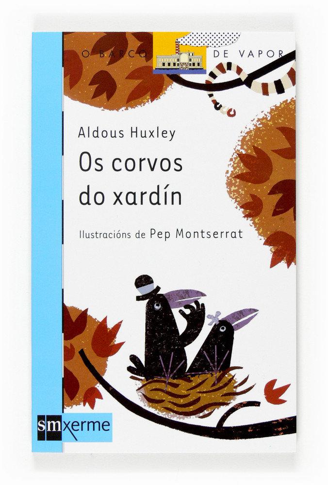 Os corvos do xardin